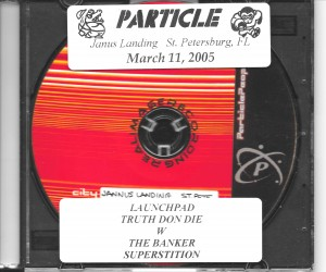 particle cd 050311