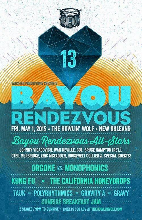 bayou rendezvous