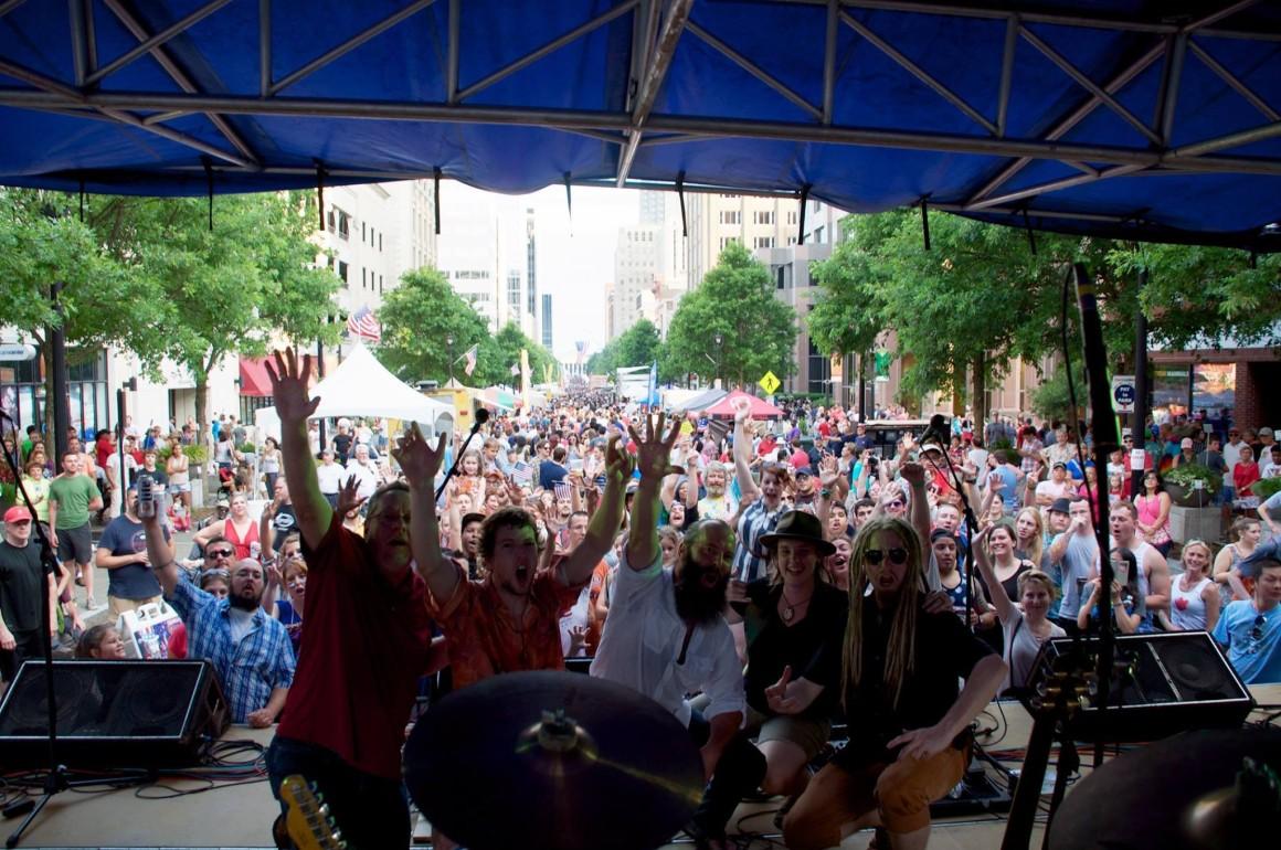 July 4 2015 crowd