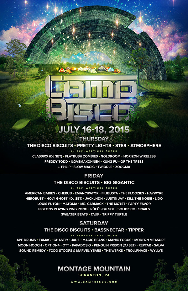 bisco day by day