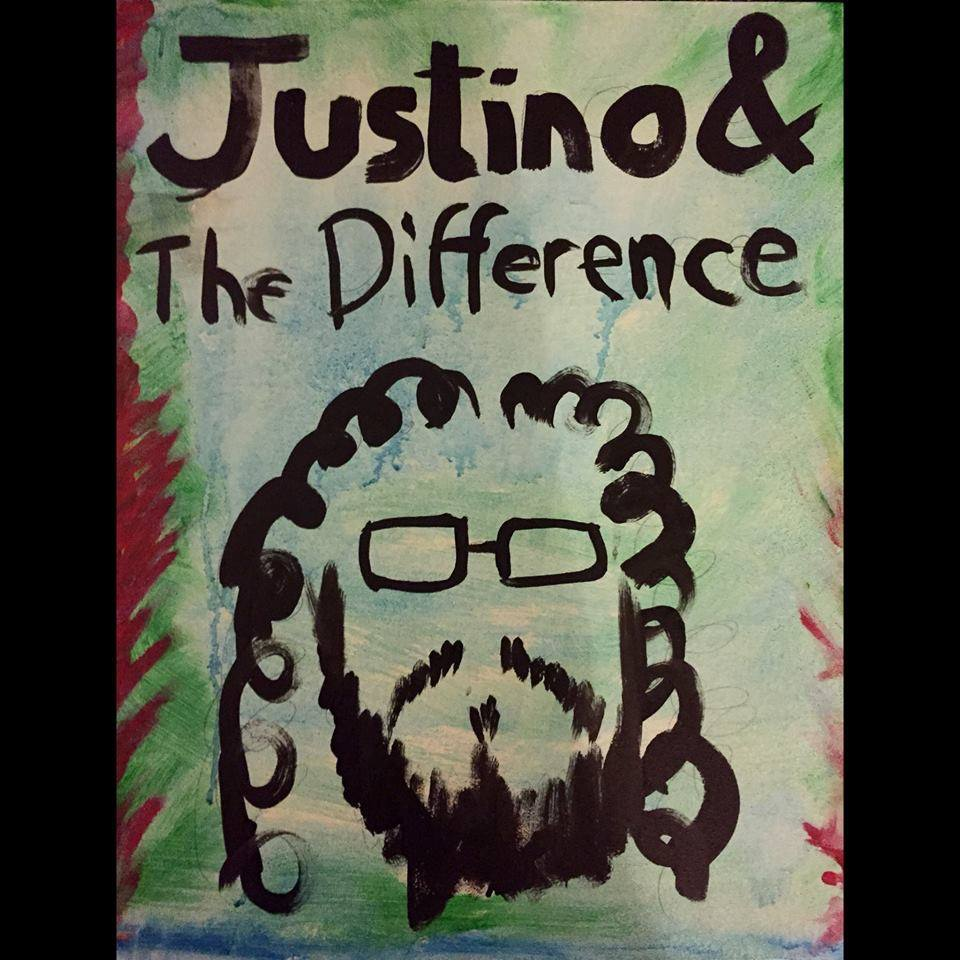 painting of justino