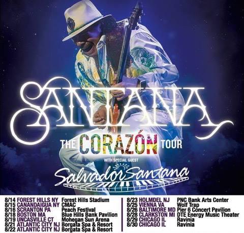 corazon tour