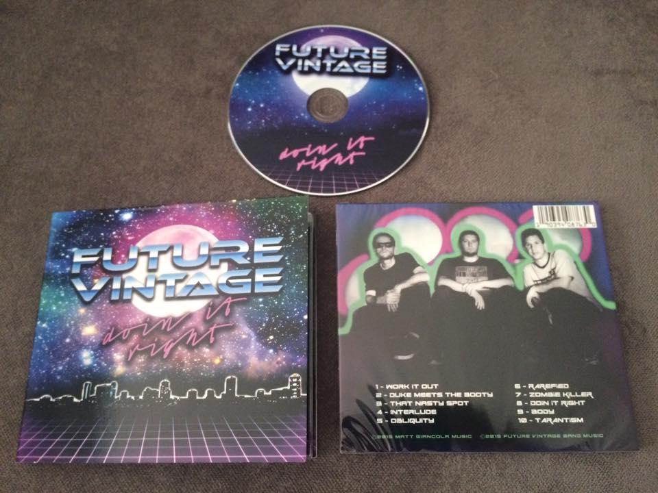 FV album F B disk