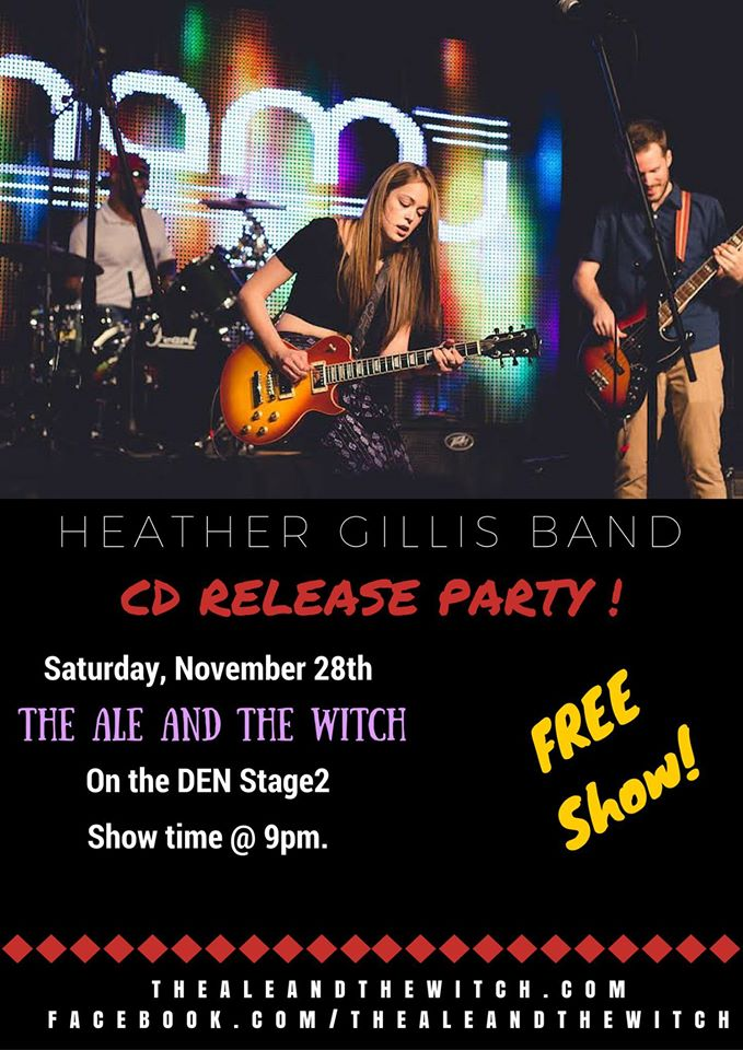 heather gillis poster