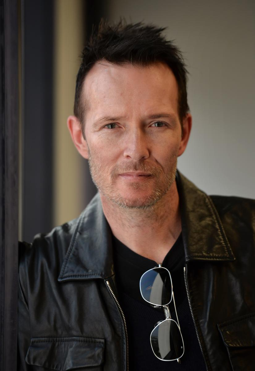 """Scott Weiland, formerly of the Stone Temple Pilots, is coming out with a new album with Scott Weiland and the Wildabouts called """"Blaster"""" on March 31. STEVEN GEORGES, CONTRIBUTING PHOTOGRAPHER ///ADDITIONAL INFORMATION: Former Stone Temple Pilots frontman Scott Weiland talks about his new venture, Scott Weiland and the Wildabouts which will drop its new album, """"Blaster,"""" on March 31. scottweiland.0326 2/20/15"""