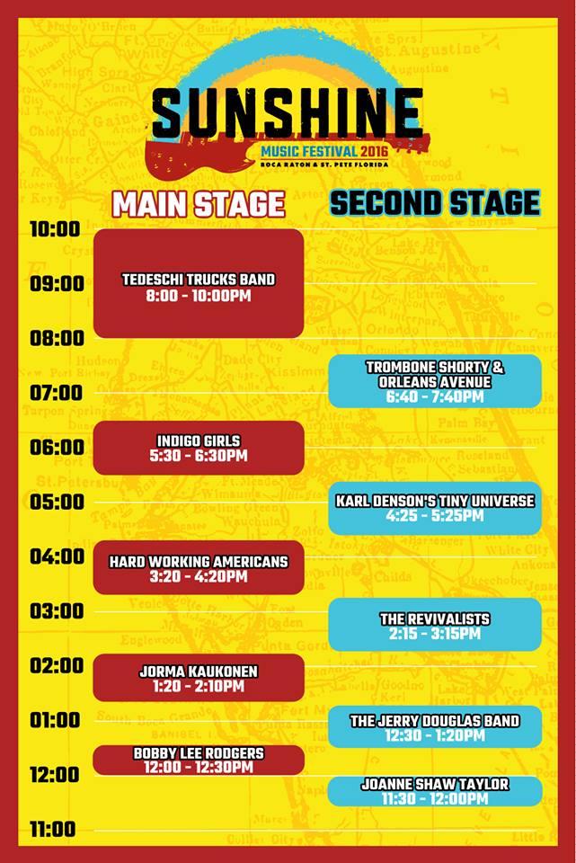 smf schedule