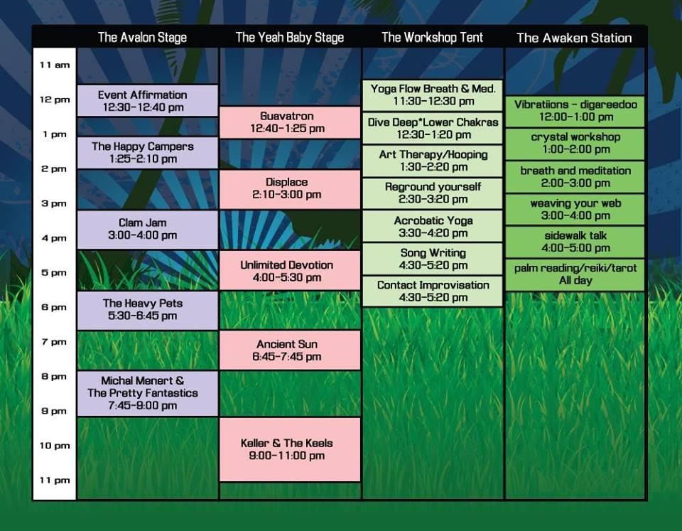 be schedule