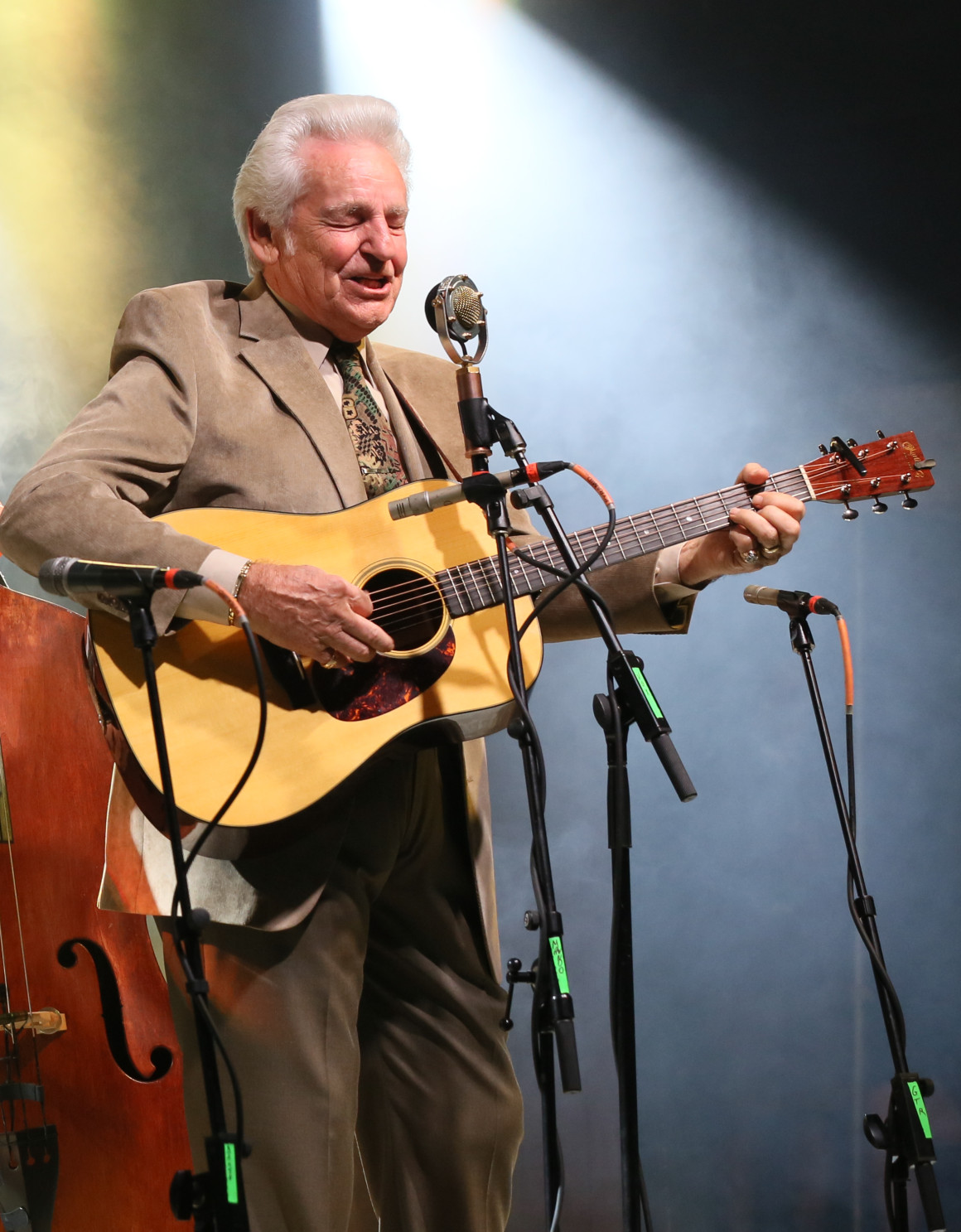 Del McCoury. Photo courtesy of Brian Hensley