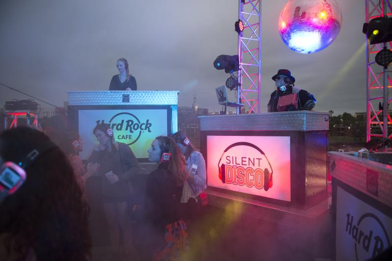 gmf silent disco