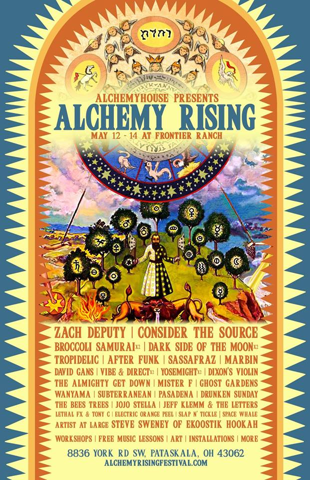 alch poster