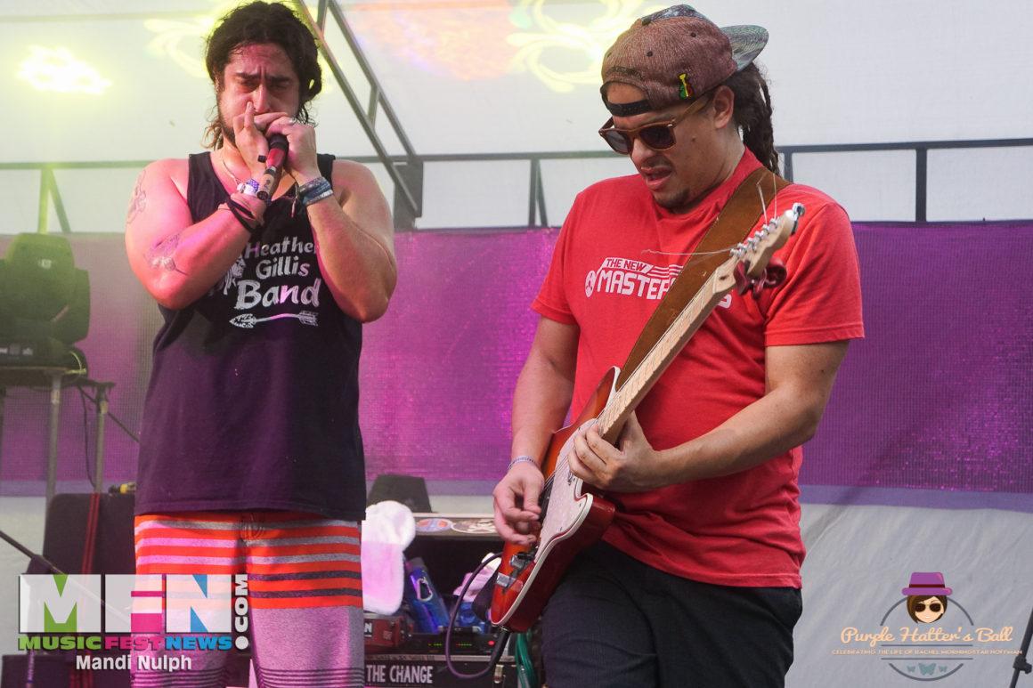 Isaac Corbitt and Savi Fernandez