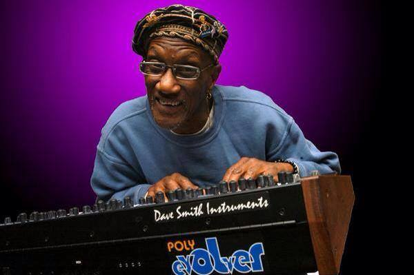 The late great Dr. Bernie Worrell