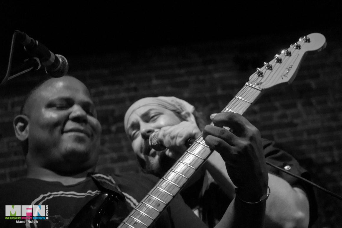 Dre Mack and Juanjamon of the Juanjamon Band