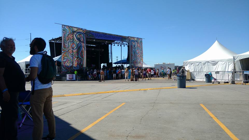 2:15 PM Friday -- Dumpstaphunk on the Bayou Stage