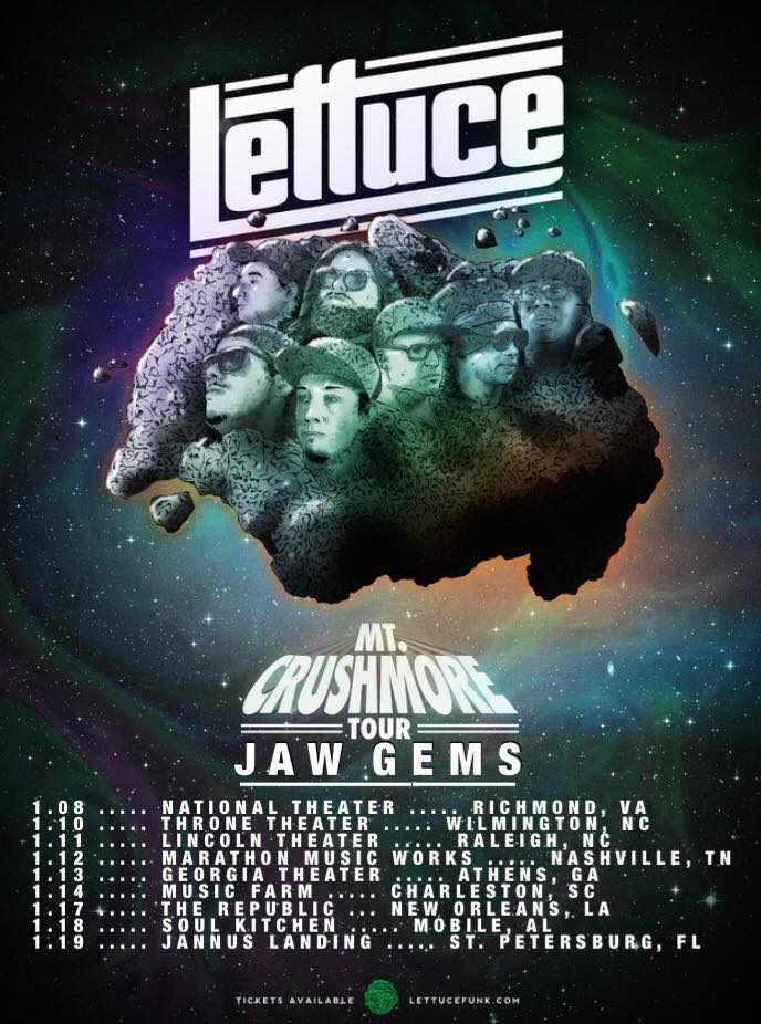 lettuce-jan-tour